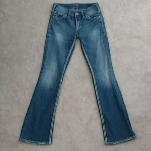 Silver Jeans Size 25